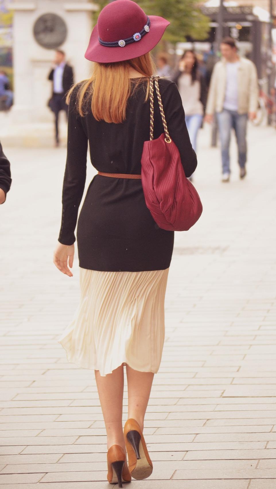 lady-walking-on-the-street