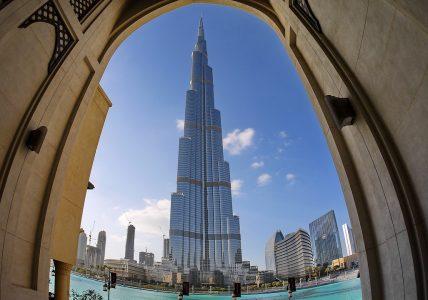 Роскошь и блеск Дубая