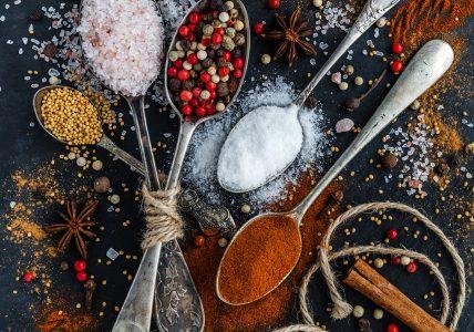 5 специй, которые помогут похудеть