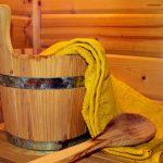 Спа-процедуры: сауна и парная баня