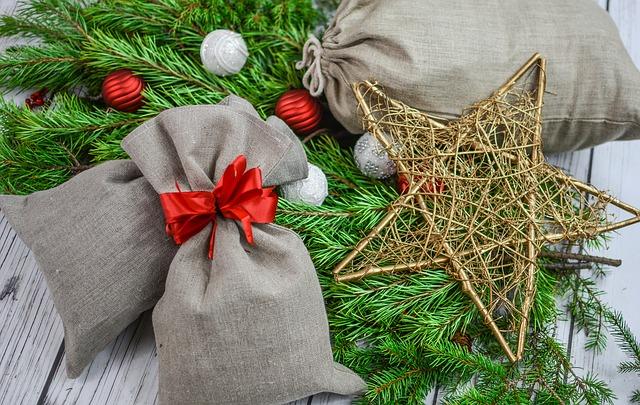 подарок Рождество