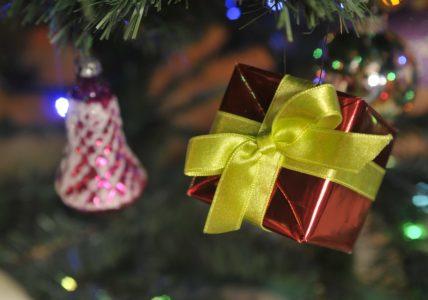 Оригинальные подарки на Рождество